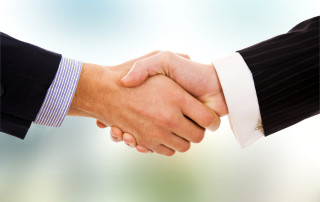 Kane Partners original blog - shaking hands