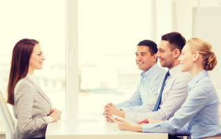 What does an interview boil down to?
