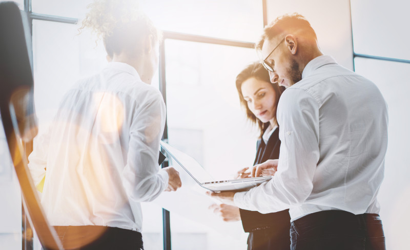 startup environment hiring
