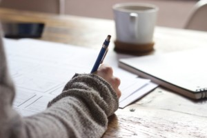 writing and blogging