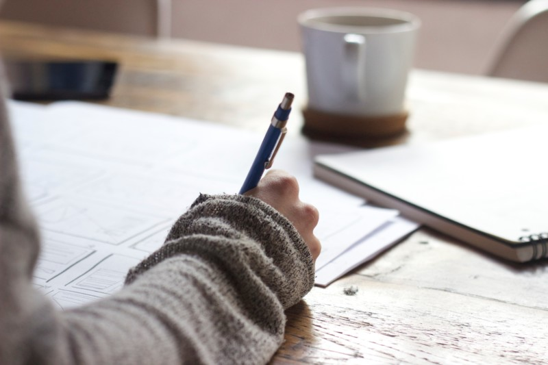 Blog about writing from Sarah Larson Social Media Coordinator at Kane Partners
