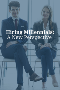 hiring millennial's