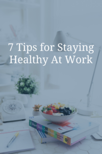 Kane Partners - Healthy at Work