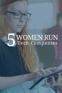 companies run by women