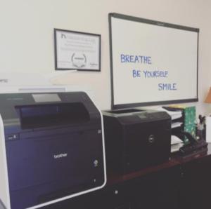 Breathe office