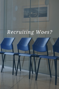 recruiter woes
