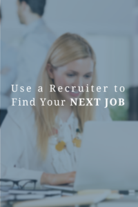 using a recruiter
