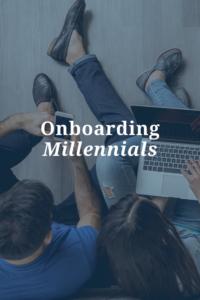 onboarding millennials