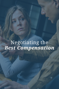 compensation negotiation