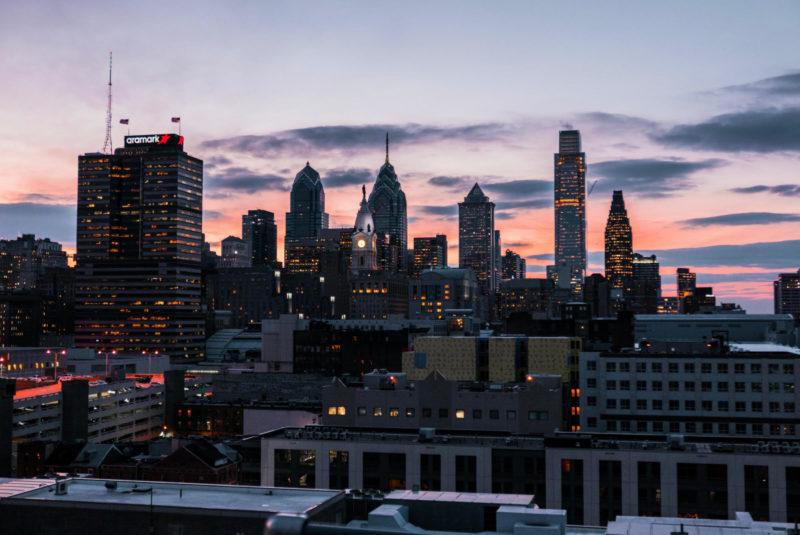 Philadelphia is great location