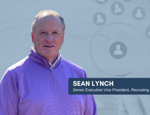 Kane Partners Announces the Hiring of Senior Executive Vice President of Recruiting, Sean Lynch